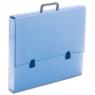 Teczka szkolna A3 niebieska pastelowa  TT7185