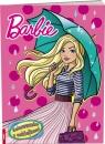 Barbie Kolorowanka z naklejkami NA-126