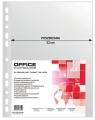 Koszulka na dokumenty A4 groszkowa Office products 50 sztuk (21154413-90)