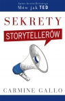 Sekrety storytellerów Carmine Gallo, Marta Komorowska
