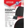 Okładka do bindowania A4 250g. skóropodobna czarna Office Products .