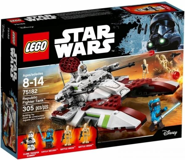 Star Wars Czołg bojowy Republiki (75182)