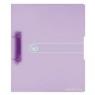 Segregator A4 2,5cm trans.pastel lila