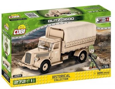 HC WWII Opel Blitz 3600 DAK