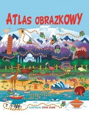 Atlas obrazkowy Steve Evans