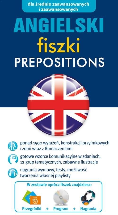 Angielski Fiszki Prepositions Kołakowski Marcin