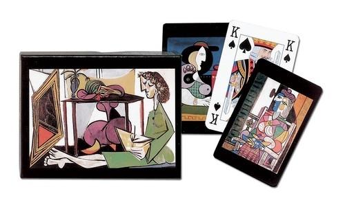 Karty do gry Piatnik 2 talie Picasso international