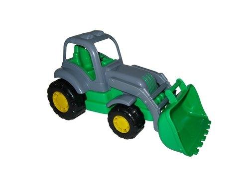 Osiłek traktor ładowarka mix