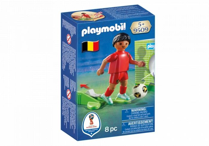 Piłkarz reprezentacji Belgii (9509)