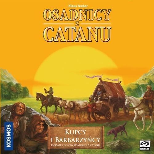 Osadnicy z Catanu - Kupcy i Barbarzyńcy