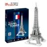 Puzzle 3D Eiffel Tower