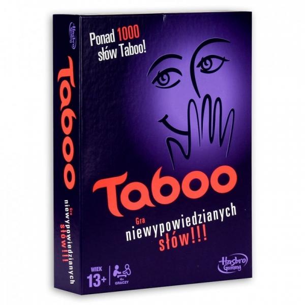 Gra Taboo (A4626P)