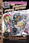Monster High Przyjaciółki i ich potwornie piękny notes  Daneshvari Gitty, Danescary Pollygeist