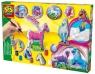 SES Creative Odlew gipsowy Bajkowe konie
