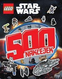 Lego Star Wars 500 naklejek
