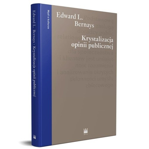Krystalizacja opinii publicznej Bernays Edward L.