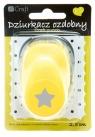 Dziurkacz ozdobny 2,5 cm Gwiazda