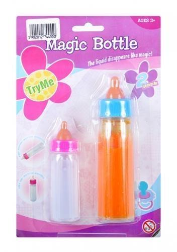 Butelki dla lalek
