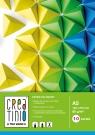 Papier kolorowy Creatinio A5/10 kartek (400079855)