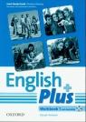 English Plus 1 Workbook + CD