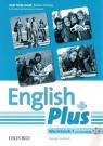 English Plus 1 Workbook + CD (Uszkodzona okładka) Gimnazjum Mackay Barbara, Gould Hardy Janet