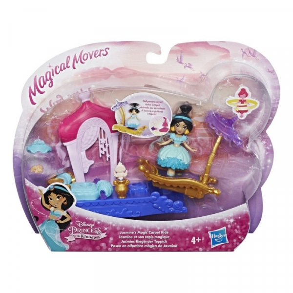 Disney Princess Magiczny dywan Jasmine (E0072/E0248)