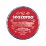 Farba do twarzy i ciała Snazaroo 18ml - czerwona (1118055)