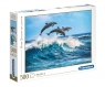 Puzzle High Quality Collection 500: Dolphins (35055)Wiek: 14+