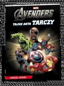 Marvel Avengers Tajne akta Tarczy