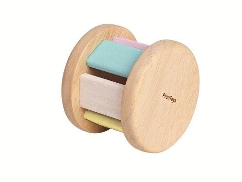 Pastelowa grzechotka roller (PLTO-5255)