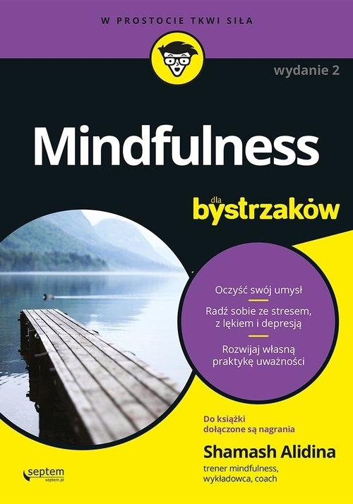 Mindfulness dla bystrzaków Shamash Alidina
