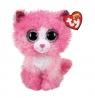 Beanie Boos Reagan - Różowy Kot 15cm
