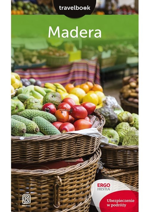Madera Travelbook Mazur Joanna