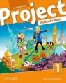 Project 1 Fourth Edition SP Podręcznik. Jezyk angielski (2014) Tom Hutchinson