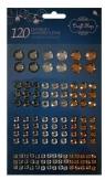 Diamenty samoprzylepne 120 sztuki
