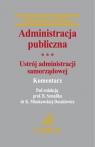Administracja publiczna Ustrój administracji samorządowej Tom 3