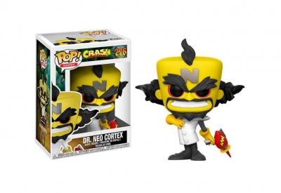 Figurka Funko Pop: Crash Bandicoot - Dr Neo Cortex