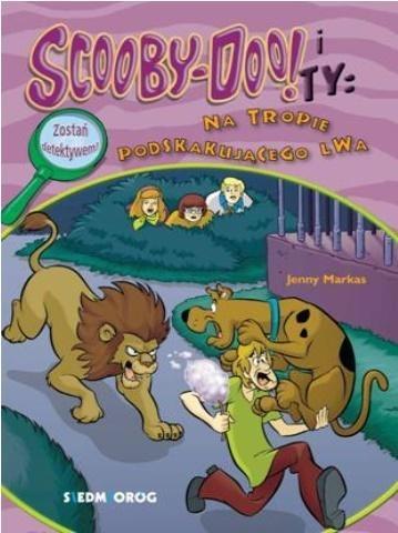 Scooby-Doo! i Ty: Na tropie Podskakującego Lwa Markas Jenny