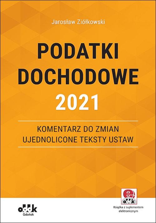 Podatki dochodowe 2021 Ziółkowski Jarosław