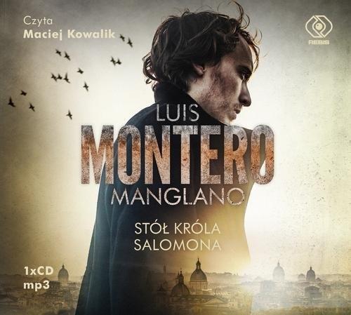 Stół króla Salomona (Poszukiwacze)  (Audiobook) Montero Luis