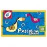 Plastelina szkolna As 10 kolorów