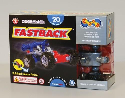 Zoob Mobile Fastback (Uszkodzona okładka)