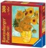 Puzzle 300: Art - Van Gogh, Słoneczniki (14006)