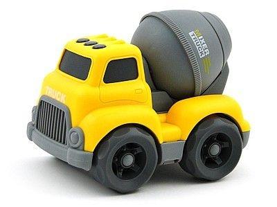Samochód Adar betoniarka (511552)