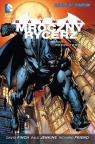 Batman Mroczny Rycerz Tom 1 Nocna trwoga  Jenkins Paul