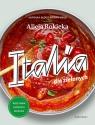 Italia dla zielonych Roślinna kuchnia włoska Rokicka Alicja