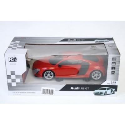 Auto zdalnie sterowane Audi R8