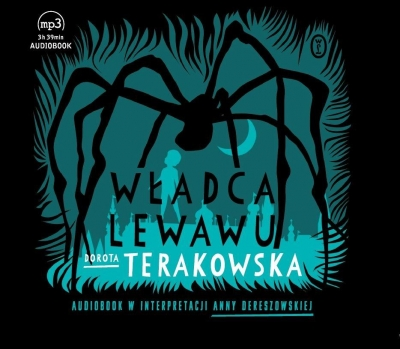 Władca Lewawu ( Audiobook ) (Audiobook) Dorota Terakowska, Anna Dereszowska