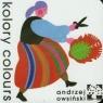 Kolory. Colours