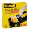 Taśma biurowa dwustronna Scotch 19mm, 32,9m